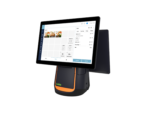 T2 Dual Touch POS