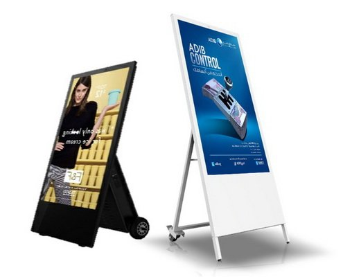 Mobile Signage