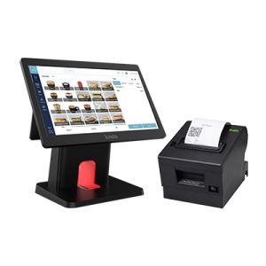 Dual Display POS Package